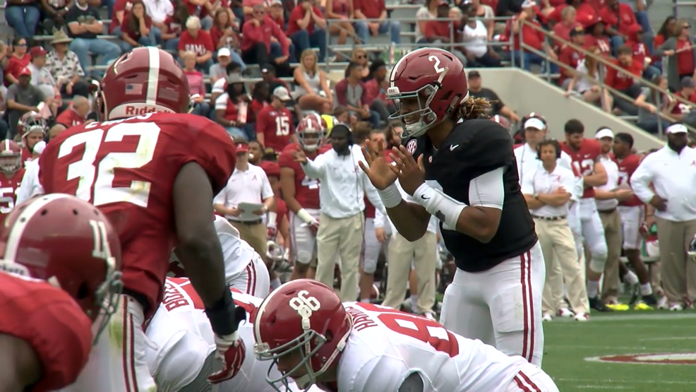 It S A Sweep No 1 Alabama Cleans Up On Ap All Sec Team Katv