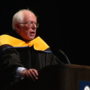 Sanders takes hard aim at foreign policy in Westminster College lecture