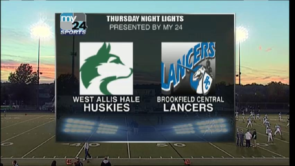 2014 Thursday Night Lights Week 9