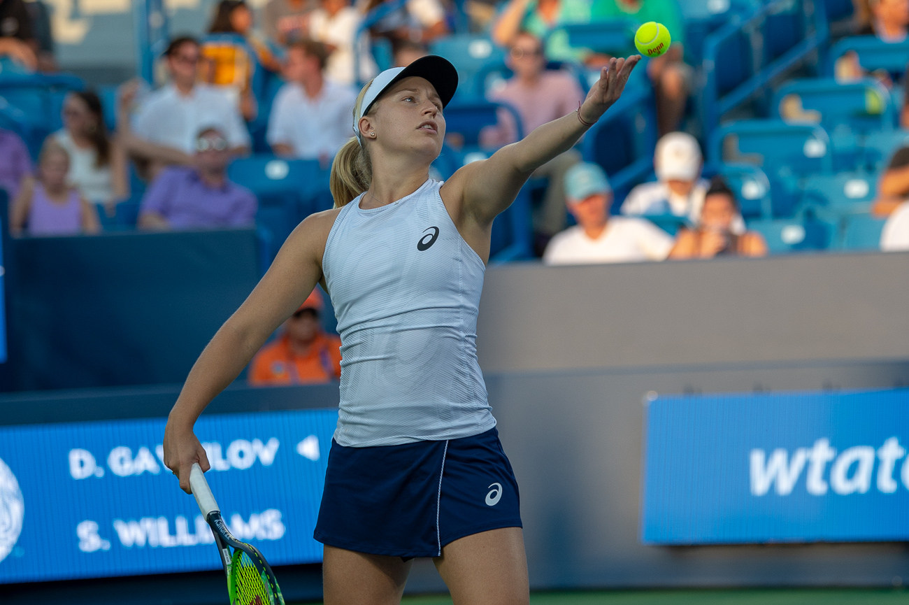 Daria Gavrilova{ }/ Image: Chris Jenco // Published: 8.14.18