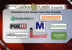 Golden Apple Awards, sponsors