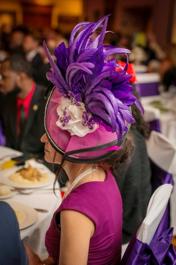 The American Cancer Society's Striders' Ball was held on Saturday, October 13 at the Cincinnati Airport Marriott. The evening, which was Derby themed, saw dancing, an auction, food, appearances by local celebrities, and more. The ACS is the largest not-for-profit funder of cancer research in the United States, and the Striders' Ball was the organization's largest event of the year in NKY. / Image: Mike Bresnen // Published: 10.14.18