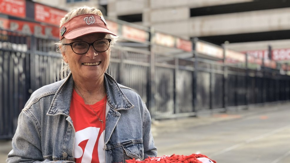'Crazy Nats Fan' believes her superstitions helped the Nationals get to the World Series