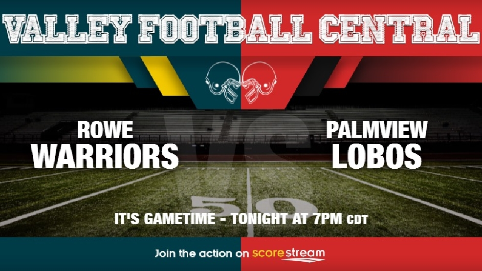 Watch Live: La Joya Palmview Lobos vs. McAllen Rowe Warriors