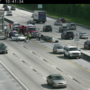 Crash on NB, SB lanes of Turnpike in Boca Raton