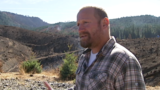 'Financially it's big': Wildfires scorch private timberlands in Oregon
