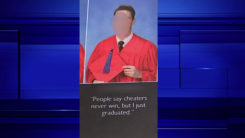Texas high school yearbook sparks controversy | WKRC