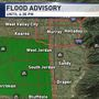 NWS issues urban, small stream flood advisory for parts of Salt Lake, Davis counties