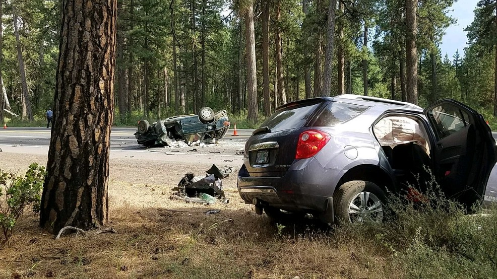 Eugene woman killed in crash on Hwy 20 near Black Butte