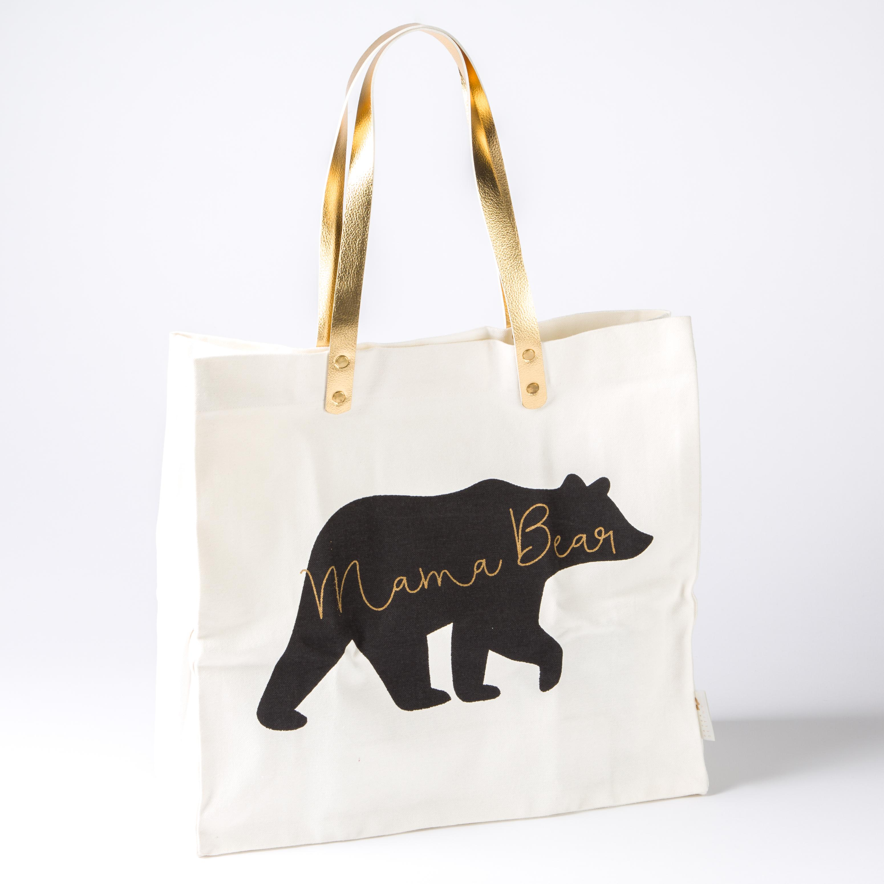 PAPYRUS Mama Bear Tote // Price: $15.95 // Purchase at PAPYRUS stores // (Photo: PAPYRUS)