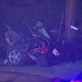 Boy, 15, leads troopers on chase, crashes into pole