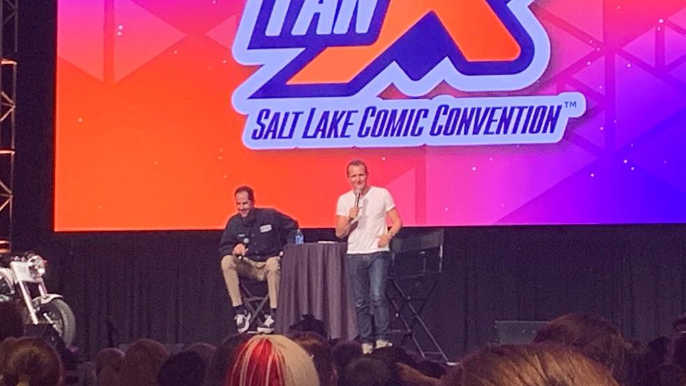 Jokes, lost luggage, Utah swear words: 'Supernatural' star makes FanX visit unforgettable