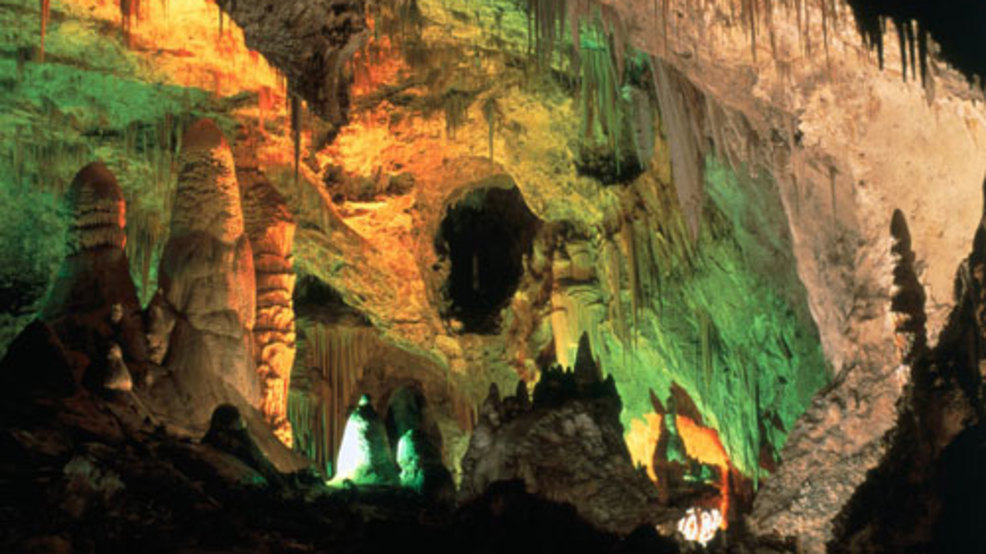 Carlsbad Caverns visitors stranded by elevator malfunction KFOX