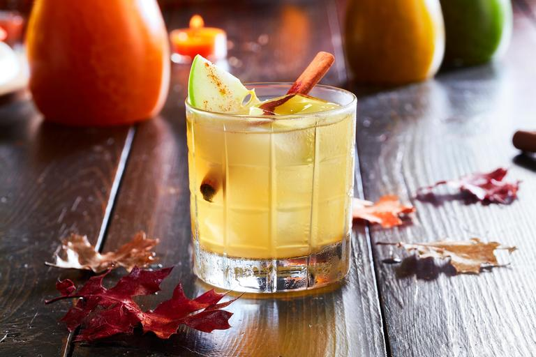Bacardi Friendsgiving Punch (Photo courtesy Bacardi)