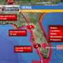 Hurricane Irma headed for Southwest coast of Florida
