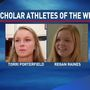 St. Albans, Nitro students honored as Scholar Athletes of the Week