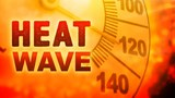 National Weather Service issues heat advisory for Friday afternoon, evening