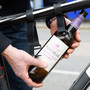 Inventor creates bicycle holder for Christmas booze called 'thingumy'