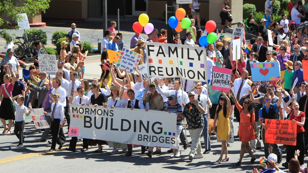 Lds letter gay marriage