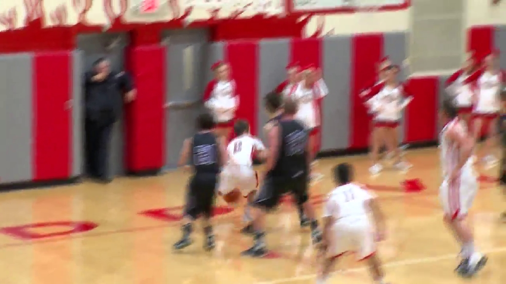 12.11.15 Video - Martins Ferry Vs St. Clairsville  - Boys Basketball