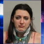 Woman accused of threatening man with shotgun while walking dog