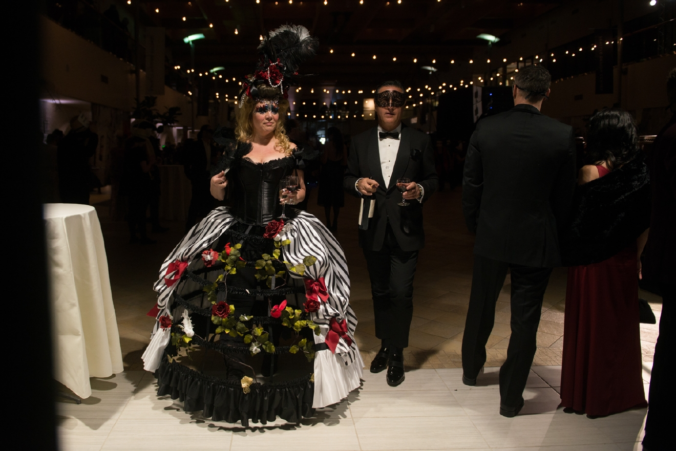 Since 2008, people have gone all out for Venice is Sinking, a masquerade ball that encourages creativity and values a well coiffed wig. We set out on one mission - to find the best costumes and were certainly not disappointed. Enjoy! (Image: Seattle Refined)