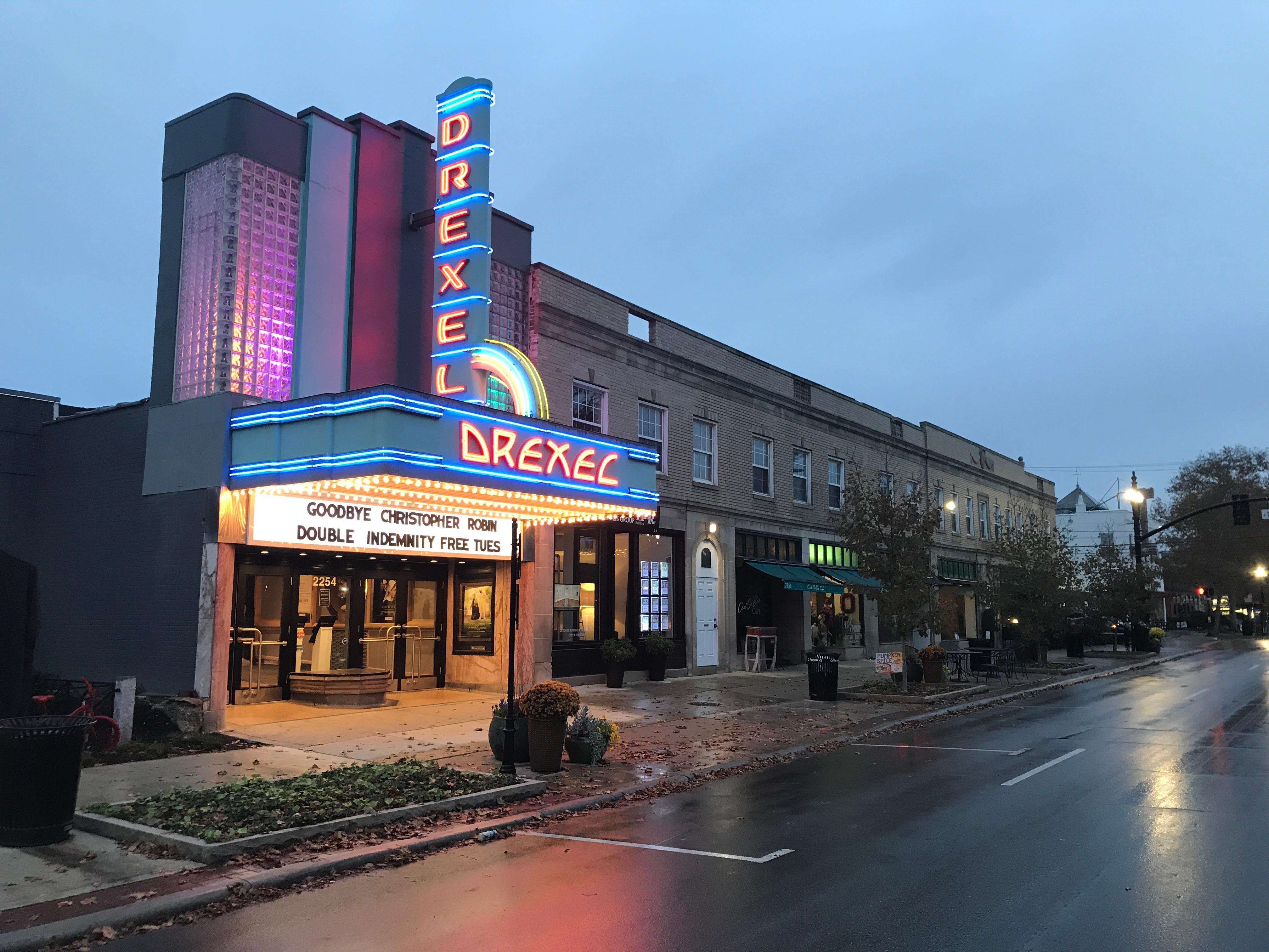 cam around town drexel theater unveils historical marker wsyx