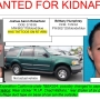 LASD: Couple wanted for alleged murder and kidnapping