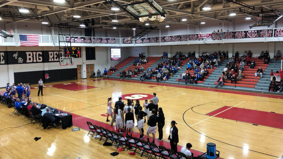2.1.18 Highlights: Steubenville vs. Steubenville Central - girls basketball