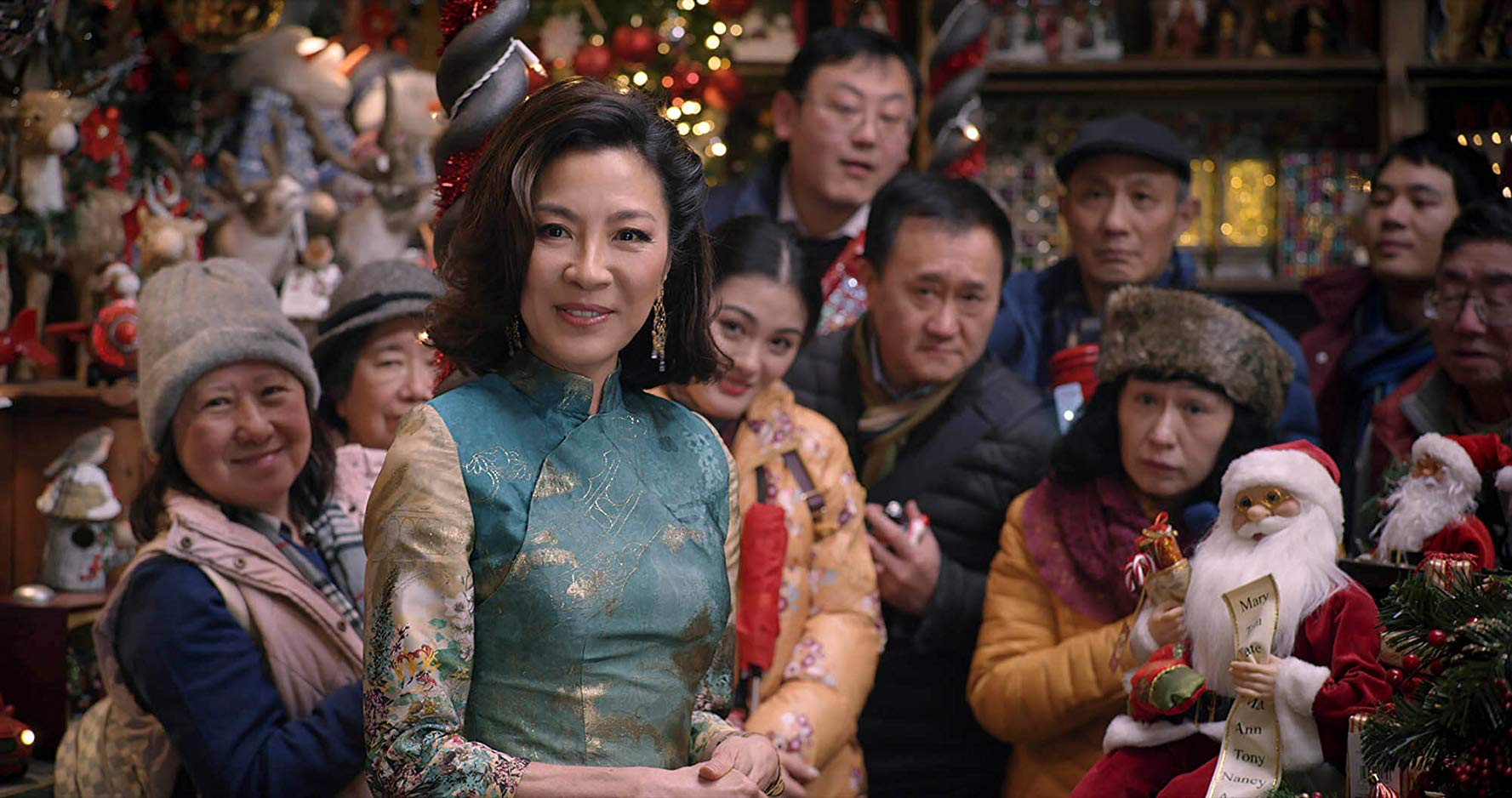 Michelle Yeoh in Last Christmas (2019)