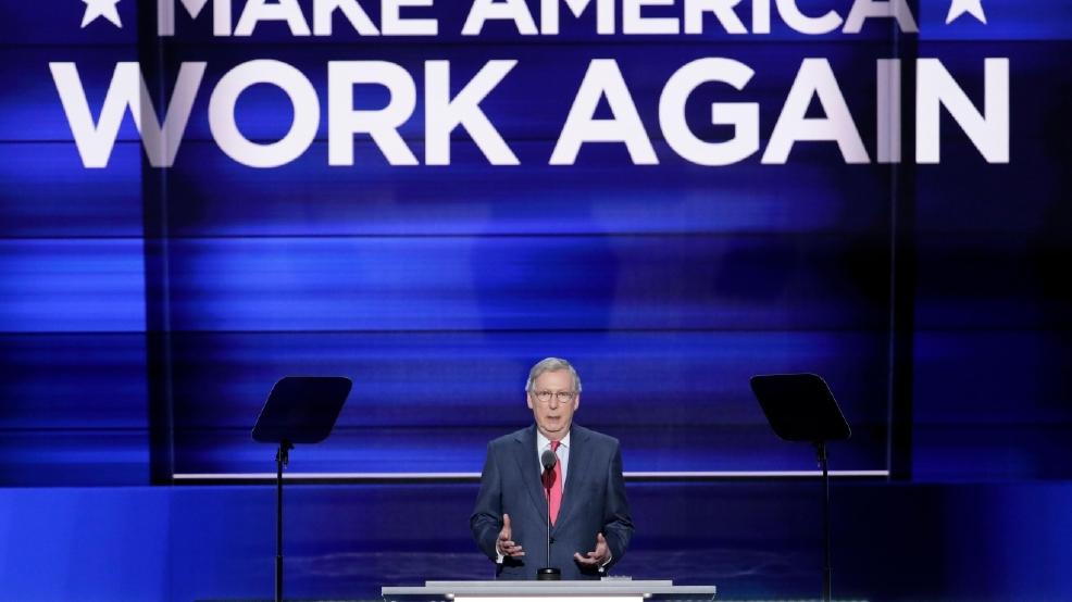 RNC Day 2: 'Make America Work Again'   WRGB