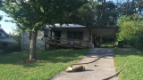 Chattanooga house fire displaces family of 3