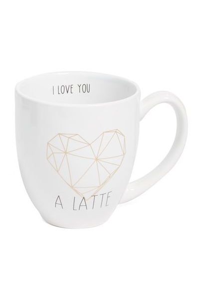 OK originals I Love You a Latte Mug ($12.00). Find on nordstrom.com. (Image: Nordstrom)
