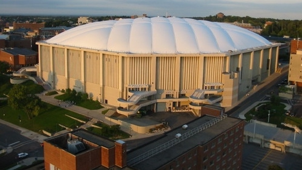 Report Su Pursuing New Naming Rights Agreement For Carrier Dome Wstm