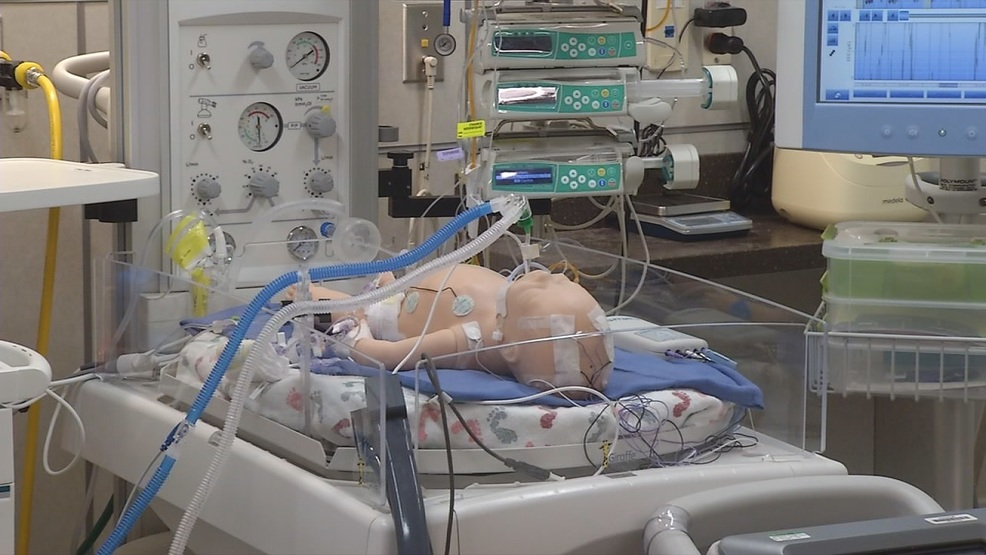 Hendrick Medical Center Nicu Is Now A Level Iii Neonatal Facility Ktxs