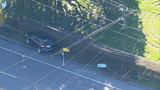 Both directions of Aurora Ave blocked after collision in North Seattle