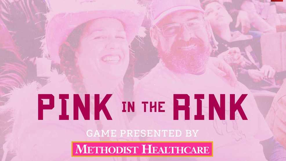 Pink in the Rink  benefiting breast cancer survivors 6e150233a