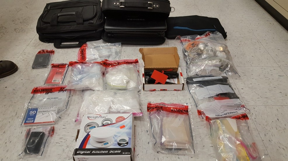 Over 17 pounds methamphetamine seized 3 arrested in for Klamath falls jewelry stores