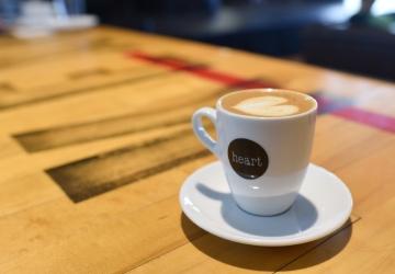 Broadcast Coffee Roaster