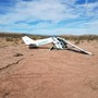 New pictures emerge in Hatch, New Mexico, plane crash
