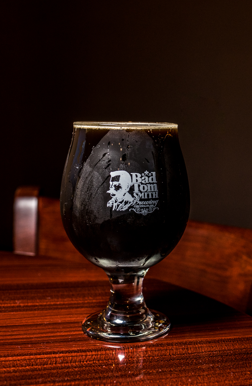 Coal Hearted Killer Russian Imperial Stout / Image: Catherine Viox{ }// Published: 1.20.20