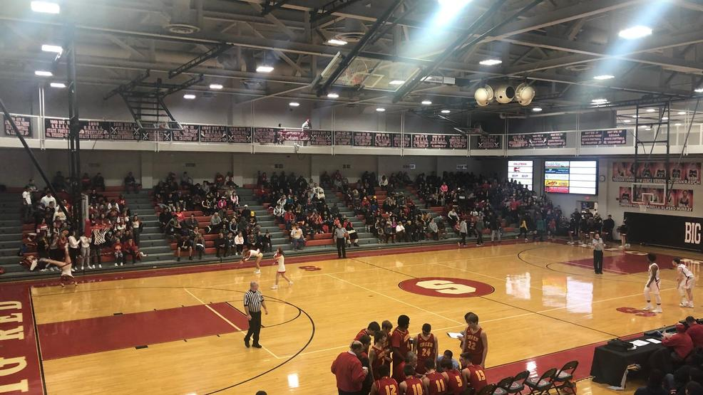 1.29.19 Highlights - Indian Creek vs Steubenville - boys basketball
