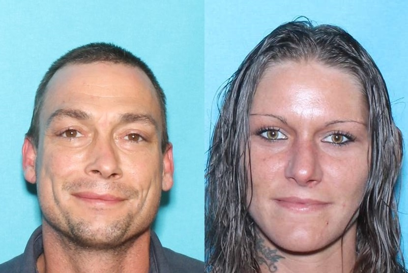 Deputies with the Haywood County Sheriff's Office are asking for the public's assistance in locating Heather Cochran and Rex Douglas Cochran Jr., of Clyde, in connection with an Amber Alert. (N.C. Dept. of Public Safety)