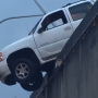 'In the right place at the right time:' Tow truck driver helps secure SUV Dangling off I-5