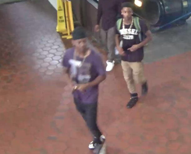 Persons of Interest in the Metro shooting. (Photo, Metro Transit Police)