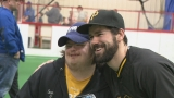 Pittsburgh Pirates prospect, Hilton native hosts baseball clinic