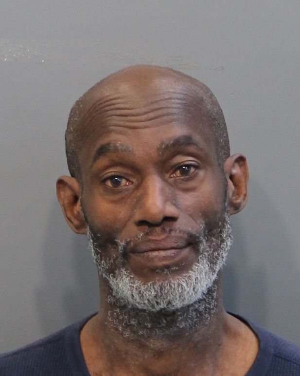 Carl McClendon, born 4/18/1962. Charged with probation violation. Arrested at 2500 block of Long Street (Photo HCSO).
