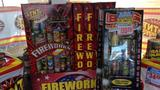 City councilors hold work session to discuss fireworks ban