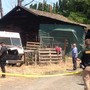 Sheriff's office: Body found inside barn at Old Naches Hwy