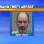 Gainesville man accused of stealing tools from Lowe's because someone stole his